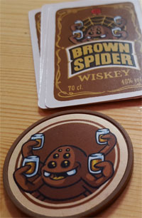 HPH Brown Spider
