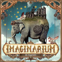 Imaginarium Cover