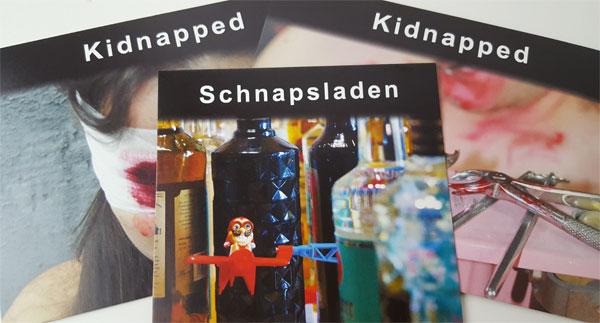 Kidnapped - Schnapsladen