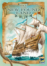 Race to the New Found Land Cover