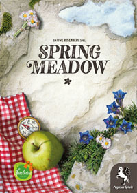 Spring Meadow Cover