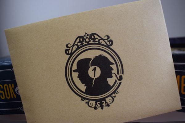 Watson & Holmes Umschlag