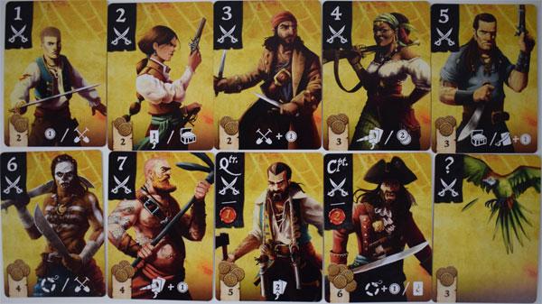 Ruchlos Spielkarten