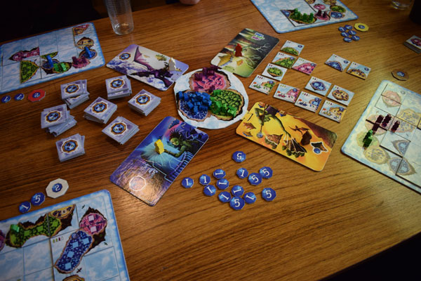 Skylands Spielsituation