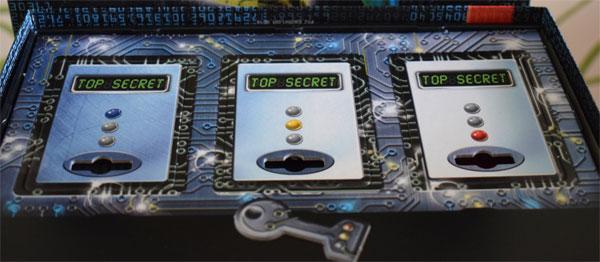 X-Code Spielmaterial