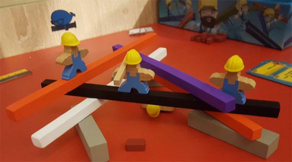 Men at Work Spielsituation