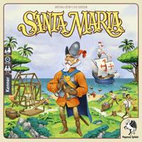 Santa Maria Cover