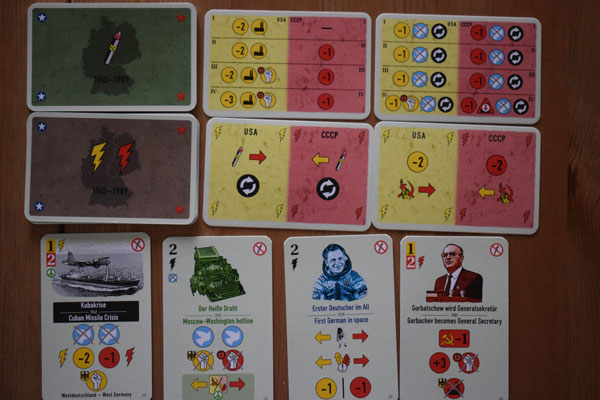WsdV 2+2 Spielkarten