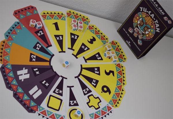 Yu-Ca-Tan Spielsituation