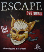 ESCAPE Dysturbia Cover