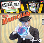 Escape Room Magician Cover