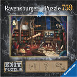 Exit Puzzle Sternwarte Cover