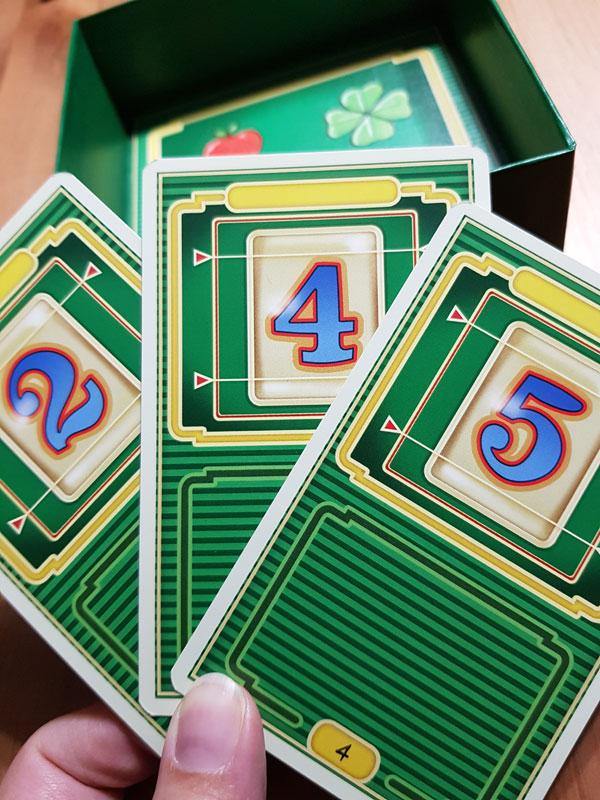 Fatal Kartenhand
