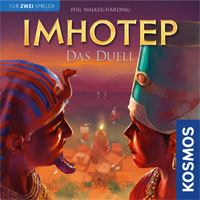 Imhotep Duell Cover