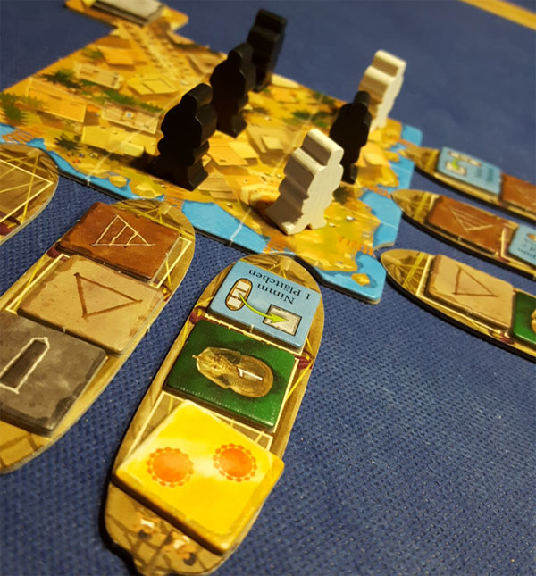 Imhotep Duell Spielplan