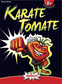 Karate Tomate Cover
