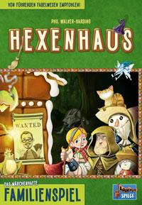 Hexenhaus Cover