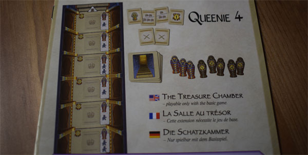 Luxor Queenie 4