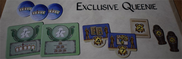 Luxor Queenies Exclusive