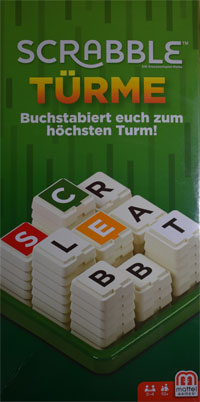 Scrabble Türme Cover