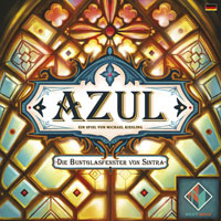Azul - Die Buntglasfenster von Sintra Cover