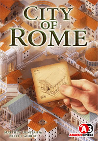 City of Rome Cover