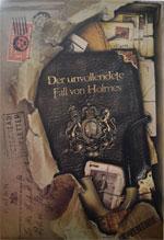 Der unvollendete Fall von Holmes Cover