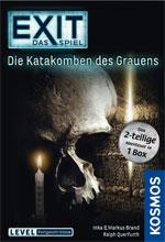 Exit Die Katakomben des Grauens Cover