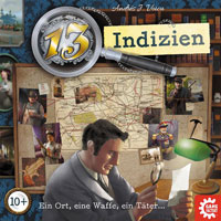 13 Indizien Cover