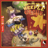 Meeple Circus Cover