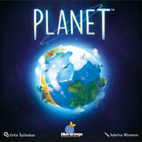 Planet Cover