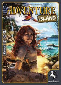 Adventure Island Cover