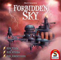 Forbidden Sky Cover