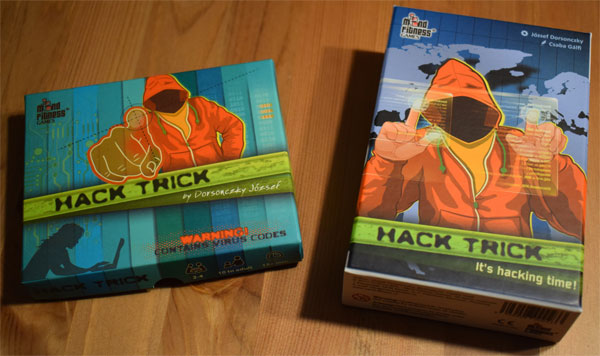 Hack Trick Cover