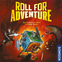 Roll for Adventure Cover