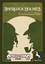 Sherlock Comic Irene Adler Cover
