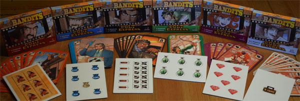 Colt Express Banditen