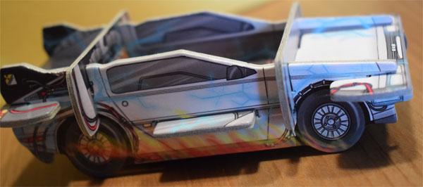 Colt Express DeLorean