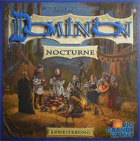 Dominion Nocturne Cover