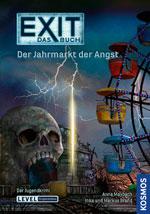 Exit Buch Jahrmarkt der Angst Cover