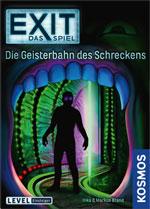 Exit Spiel Geisterbahn des Schreckens Cover