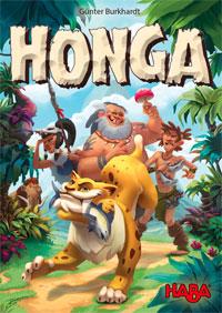 Honga Cover