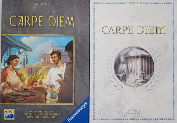 Carpe Diem Cover