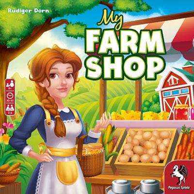 My Farm Shop Cover