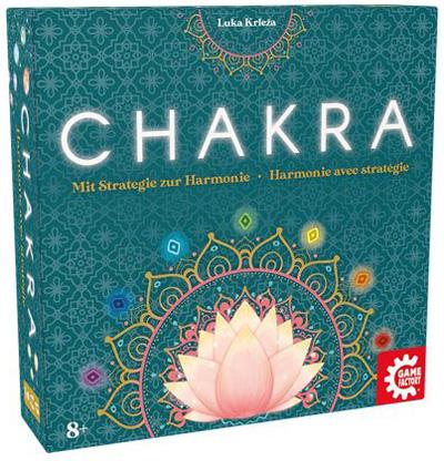 Chakra Cover
