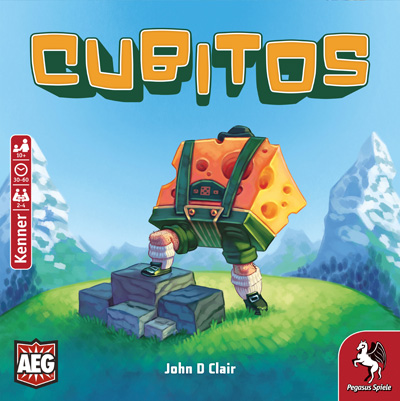 Cubitos Cover