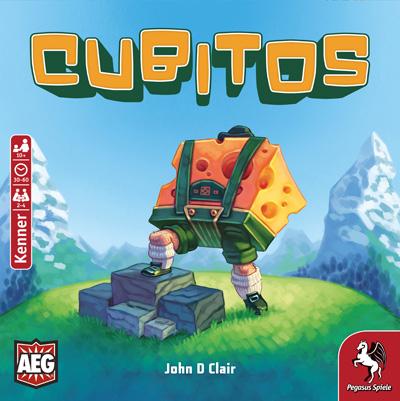 Cubitos Cover
