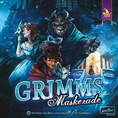 Grimms Maskerade Cover