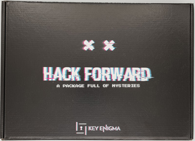Hack Forward Cover