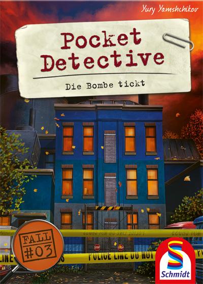 Pocket Detective 03 Cover